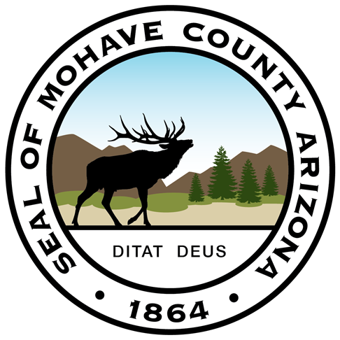 Seal of Mohave County Arizona