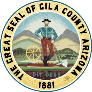 Gila County seal
